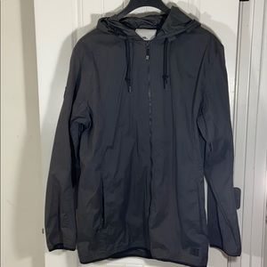 Roots 73 Jacket Grey Mens 2XL XXL